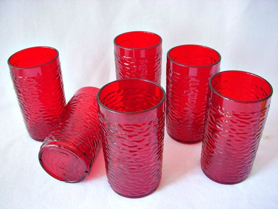 Pizza Hut's Drinking Glasses from the 80's and 90's