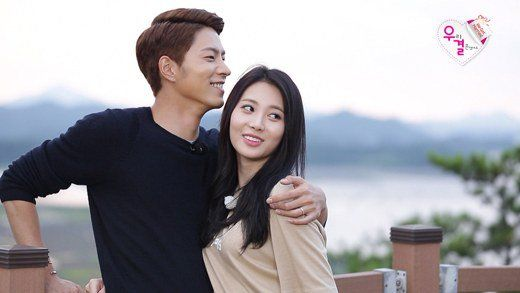 Girl's Day's Yura and Hong Jong Hyun Talk About the LTE Couple of Song Jae Rim and Kim So Eun, End Up Talking About Babies