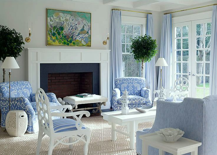 Window Treatment Installation For A Traditional Home