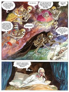 Il blog dei teschi: I Borgia di Jodorowsky e Manara