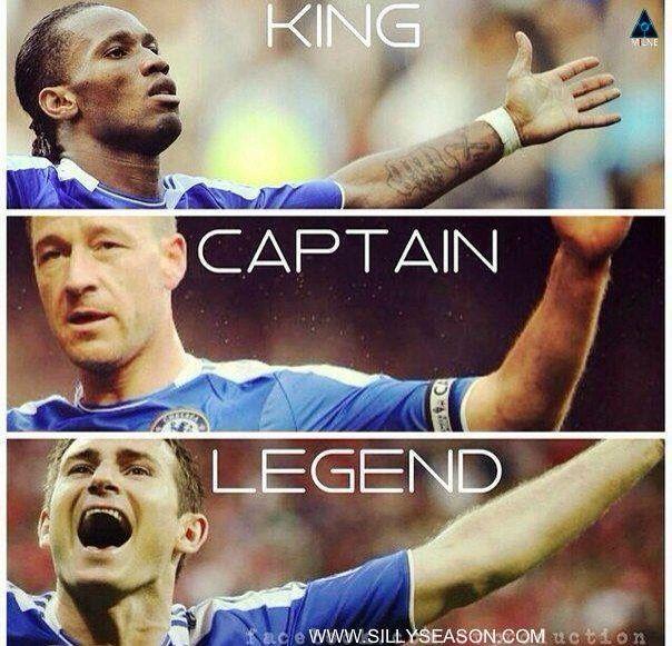 KING CAPTAIN LEGEND