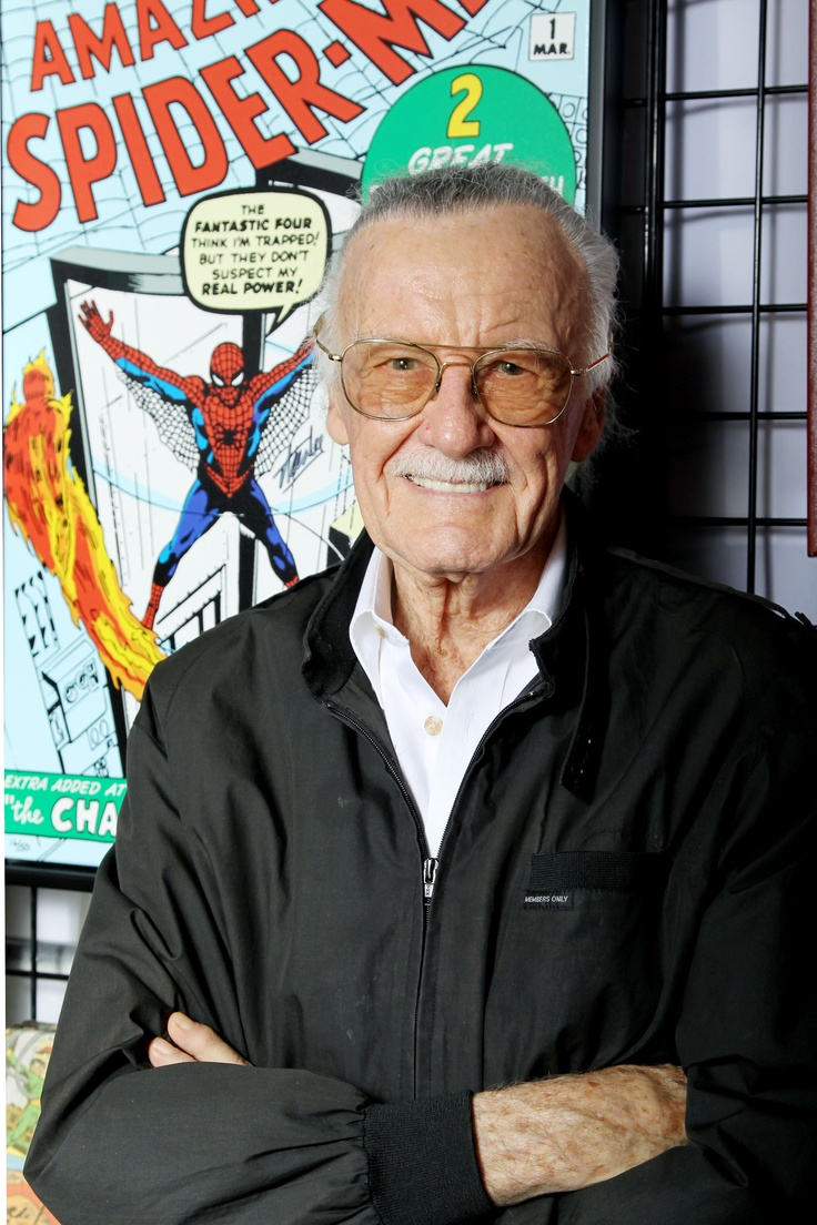 ....THANK YOU STAN!!!!!!! - Love, Marvel fans everywhere :). Stop it... You guys should be thanking Kirby and Dikto not his credit grabbing ass.