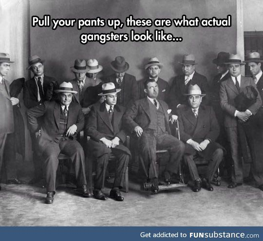 real gangster on pinterest gangsters gangster s and al