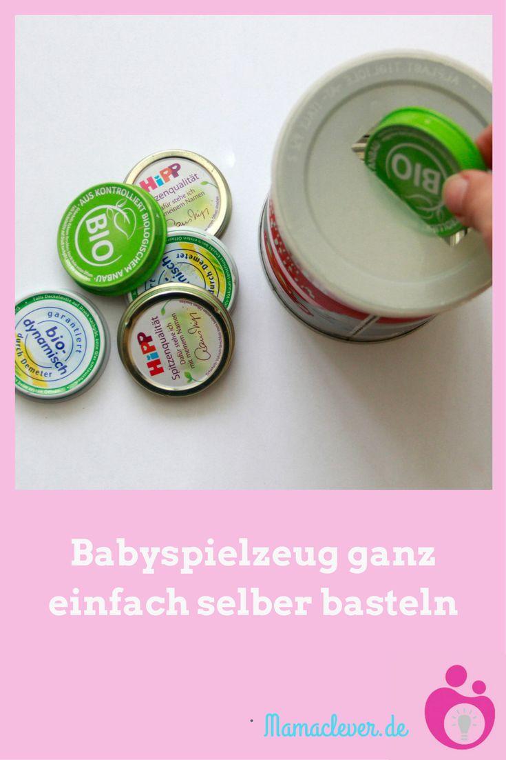 Baby-Spielzeug selber basteln