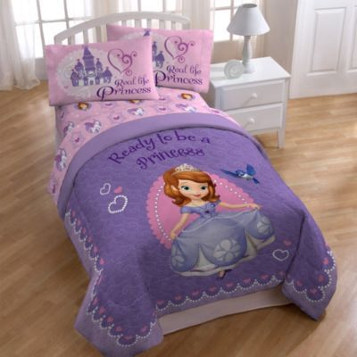 Disney® Sofia the First Bedding and Accessories - BedBathandBeyond.com