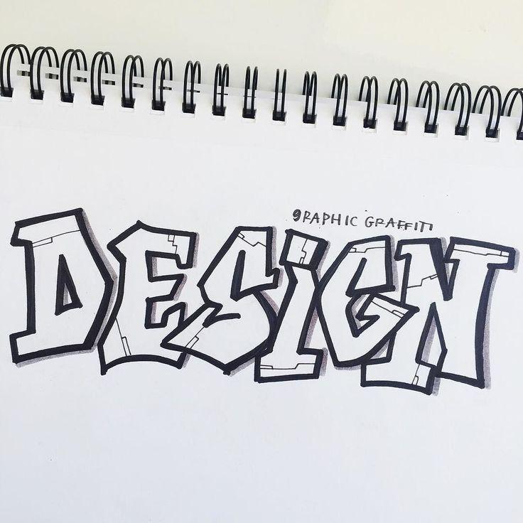 Todayu0027s BetterLetteringCourse ExpandYourStyleApril prompt Graphic Graffitiu2026