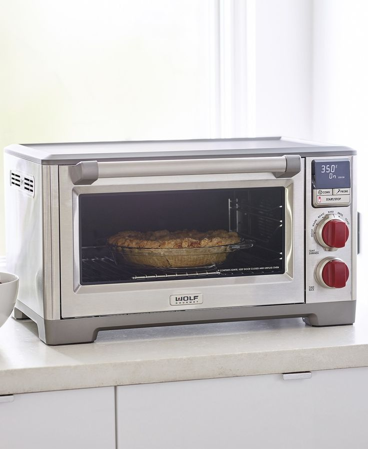 Wolf Countertop Oven Vancouver : wolf gourmet countertop oven with convection countertop oven ...