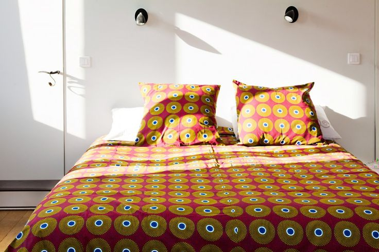 94 best draps mode africaine images on pinterest linens african fashion style and bachelor - Housse de couette africaine ...