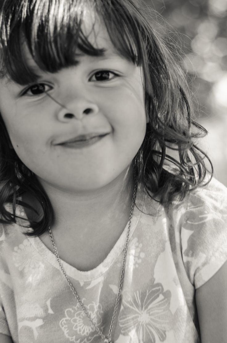 black and white lifestyle photography little girl