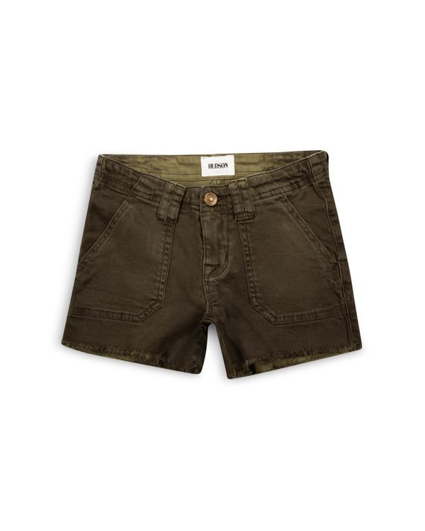 Hudson Girls' Utility Shorts - Sizes 7-16
