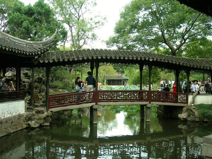 Trend Here us the beautiful garden of Suzhou China just one of the places I visited Chinesischer GartenSuzhouJapanische