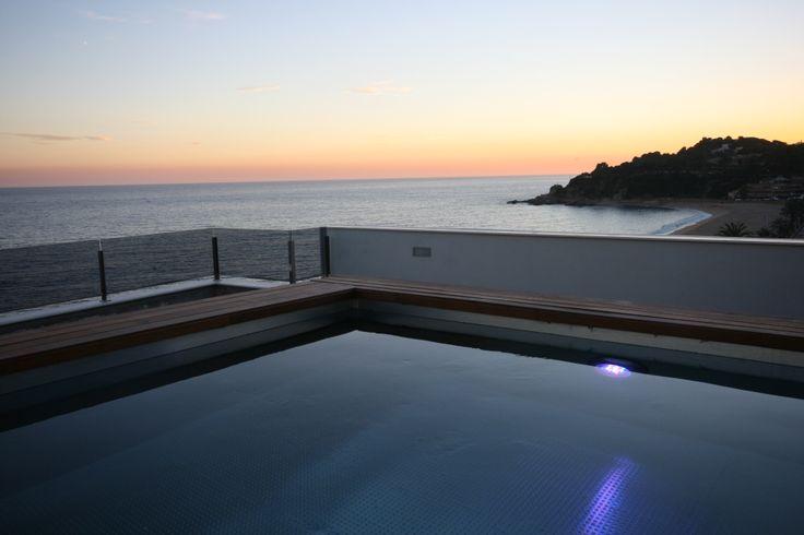 68 best piscinas de acero inoxidable images on pinterest - Piscinas de acero inoxidable ...