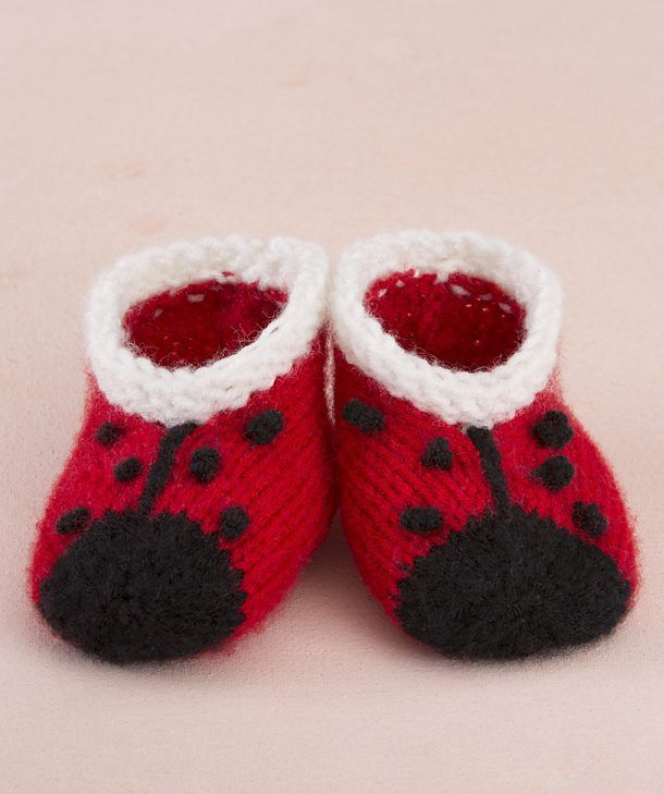 Knitting Ladybug Ladybird Headband : Best images about baby knit crochet on pinterest