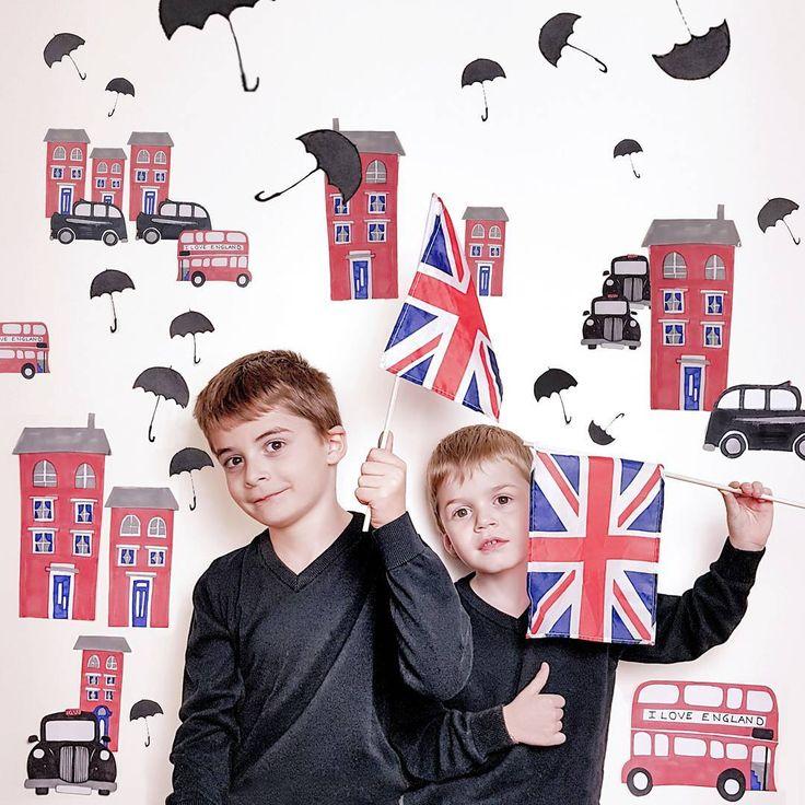 England famille expatriée