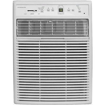 Frigidaire FFRS0822S1 8000 BTU 115V Slider/Casement Room Air Conditioner with...