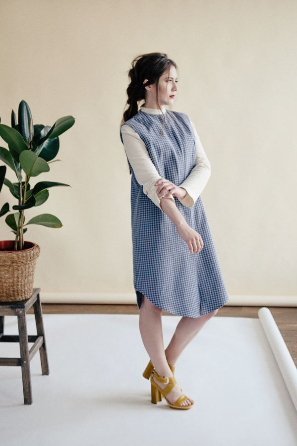 Dress by Saif2Clo brand. Season Spring'17.  Платье от бренда Saif2Clo. Сезон Весна'17