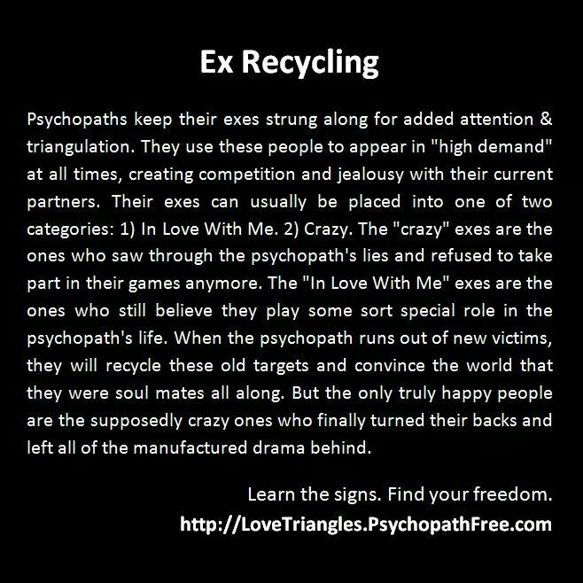 A help for narcissistic sociopath relationship survivors