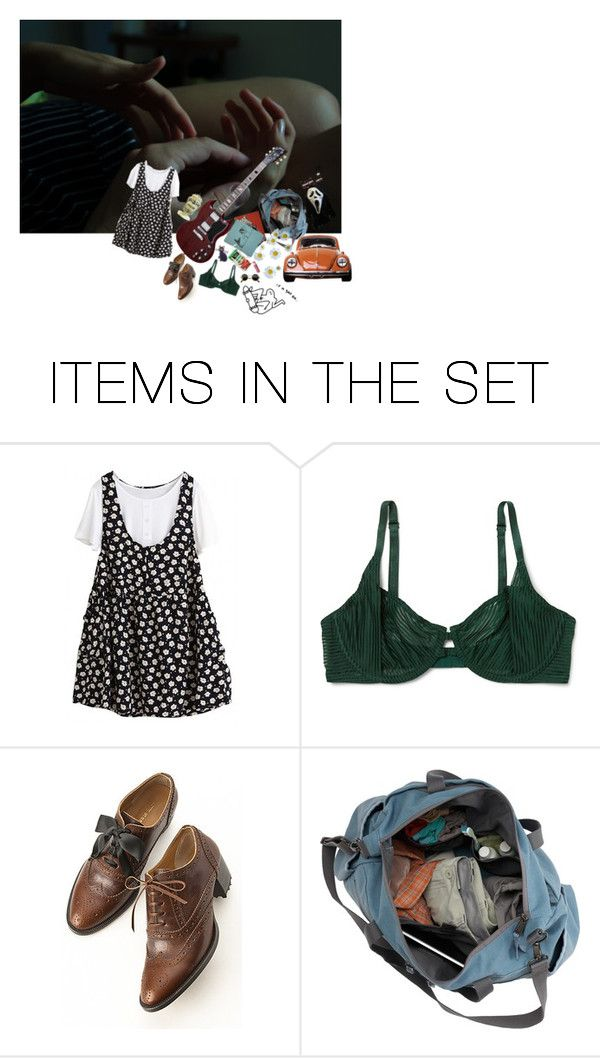 """spook houses"" by rubbished ❤ liked on Polyvore featuring art"