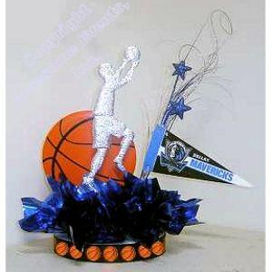 Basketball Banquet Centerpieces   Basketball Sports Pro Centerpiece