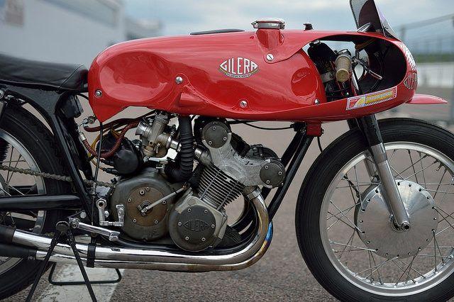Gilera Grand Prix 1955 500cc DOHC | da Michel 67