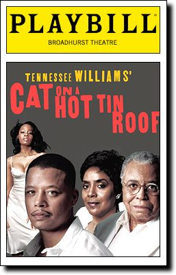 Directed by Debbie Allen opened on Broadway. Terrence Howard made his Broadway debut as Brick, alongside stage veterans James Earl Jones (Big Daddy), Phylicia Rashad (Big Mama), Anika Noni Rose (Maggie) and Lisa Arrindell Anderson (Mae).