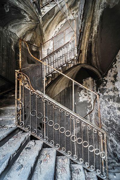 Photo Verticalité, Centrale Hydraulique - Aurélien Villette