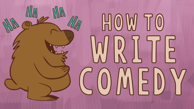 Whether you want to tell stories, write a killer speech, or just make your business memos a little less humdrum, humor is one of the best ways to engage an audience. This video lesson gives you some practical tips you can apply to your writing to make it funnier in a snap.
