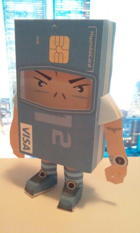 card man 6