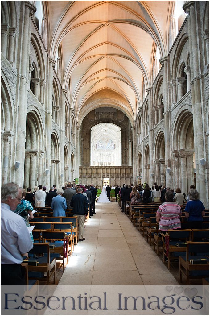 Hampshire And New Forest Wedding Photographers At Christchurch Priory In Dorset