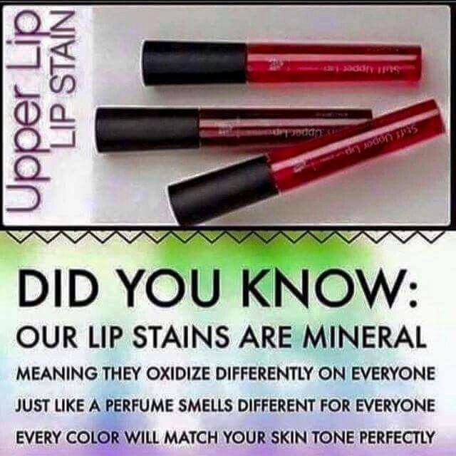 Younique mineral stiff upper lip stain. To find out more visit www.youniqueproducts.com/kirstyjashforth or search Embrace Your Younique-ness on Facebook.
