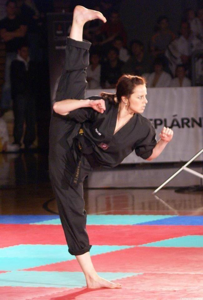 """Split Kick or scorpion tail kick """"awesome"""""""