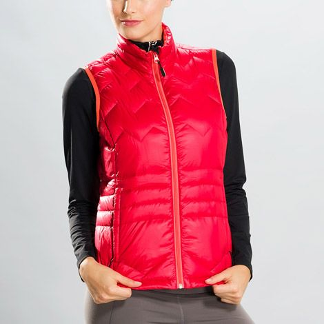 ROSE VEST - Outerwear - Products | Lolё #loleglow
