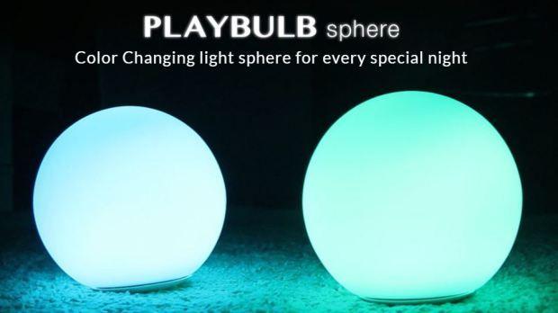 Creëer je eigen sfeer, zowel binnen als buiten met de #Mipow PlayBulb Sphere. Deze glazen ledlamp is via de gratis PlayBulb X-app eenvoudig te bedienen. https://youtu.be/KYy0-AjOE_s