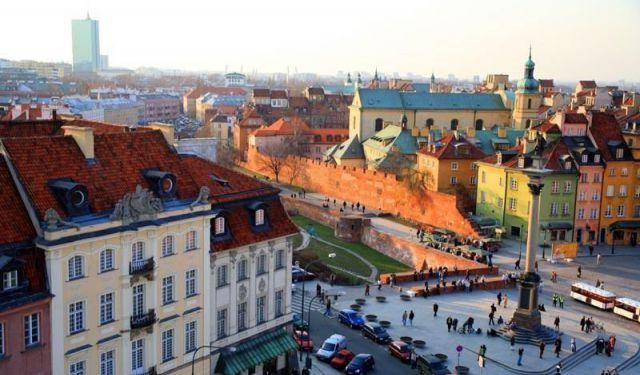 City Walk Souvenir Shopping Warsaw Poland Warsaw City Best Cities Warsaw