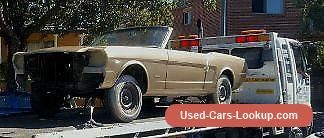 Ford Mustang Convertible 1965 #ford #mustang #forsale #australia