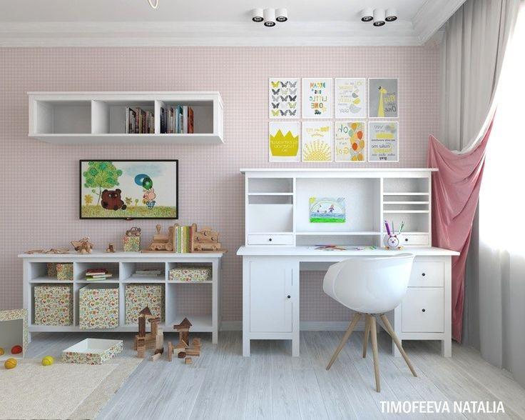 Детская комната для девочки! - запись пользователя Наталья Тимофеева (interior designer) (id1280049) в сообществе Дизайн интерьера - Babyblog.ru