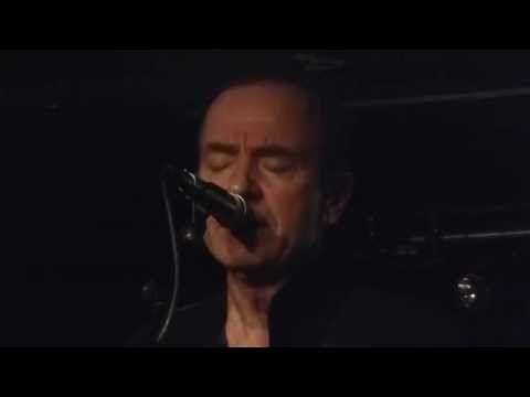 ▶ Hugh Cornwell (The Stranglers) live - Golden Brown (Lyrics) - 24.03.2014 - Nachtleben - Frankfurt - YouTube