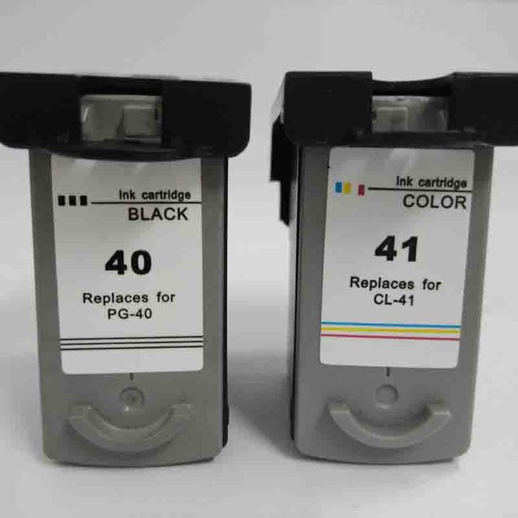 Cheap price US $20.46  2pcs Ink Cartridge for Canon PG 40 CL 41 for Canon Pixma MP150 ip2200 MX310 MX300 ip1700 iP2500 iP2600 iP1800 iP1900 MP190 pg40  #Cartridge #Canon #Pixma  #BlackFriday