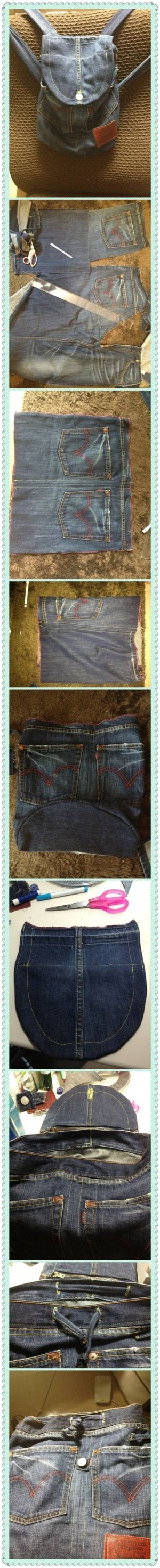 #DIY Antiguo #Denim / Antiguo Denim