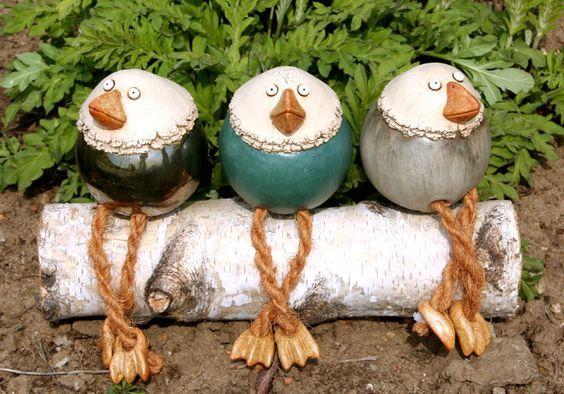 Resultado de imagen de garten keramik