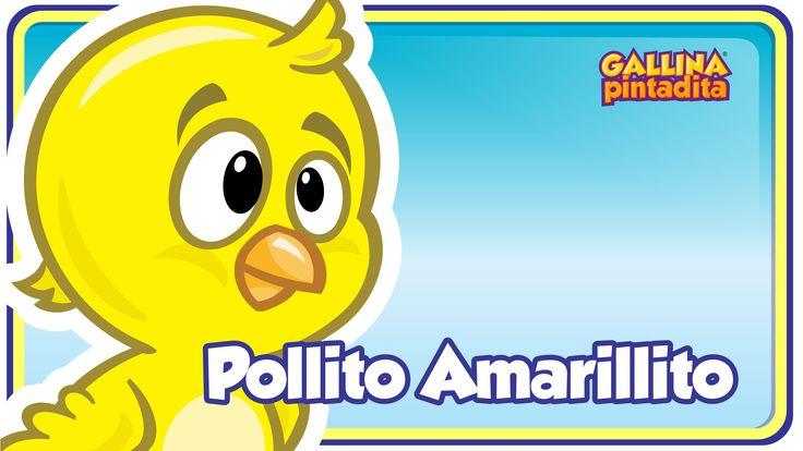 Pollito Amarillito - Gallina Pintadita 1 - OFICIAL - videos para bebés