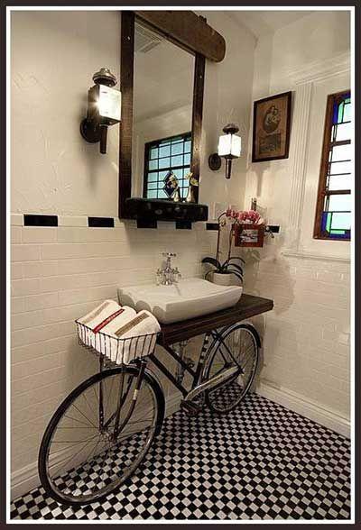 banheiro vintage 4