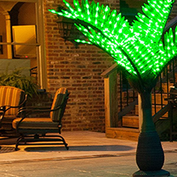 Commercial Christmas Decorations Florida: 132 Best Lighted Christmas Palm Tree Decorations Images On