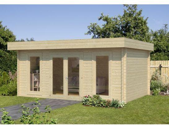 Gartenhauser 40 45 Mm Gartenhausverkleidungen Projektideen