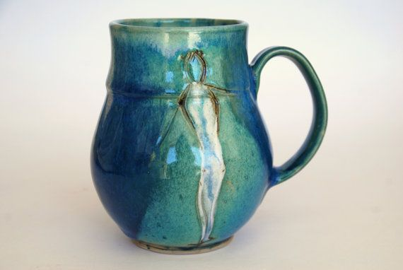 Check out this item in my Etsy shop https://www.etsy.com/listing/267884444/blue-green-coffee-mug-16-oz-aquamarine