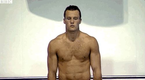 Action Star Jason Statham Represented Britain At 1990 Commonwealth Games As A Competitive Diver (Video) | GYM FLOW 100