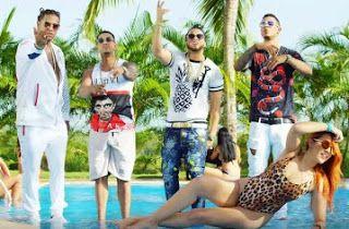 El Alfa - Siga Boyando ft La Manta, Shelow Shaq, Bulova