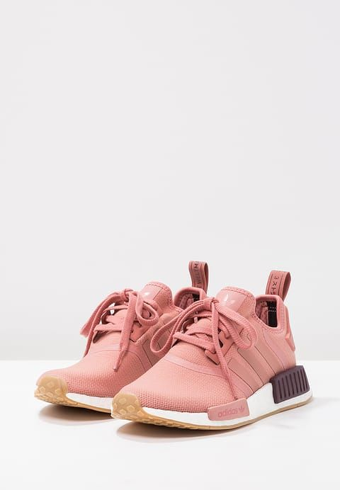adidas Originals NMD_R1 - Sneaker low - raw pink/footwear white für ...