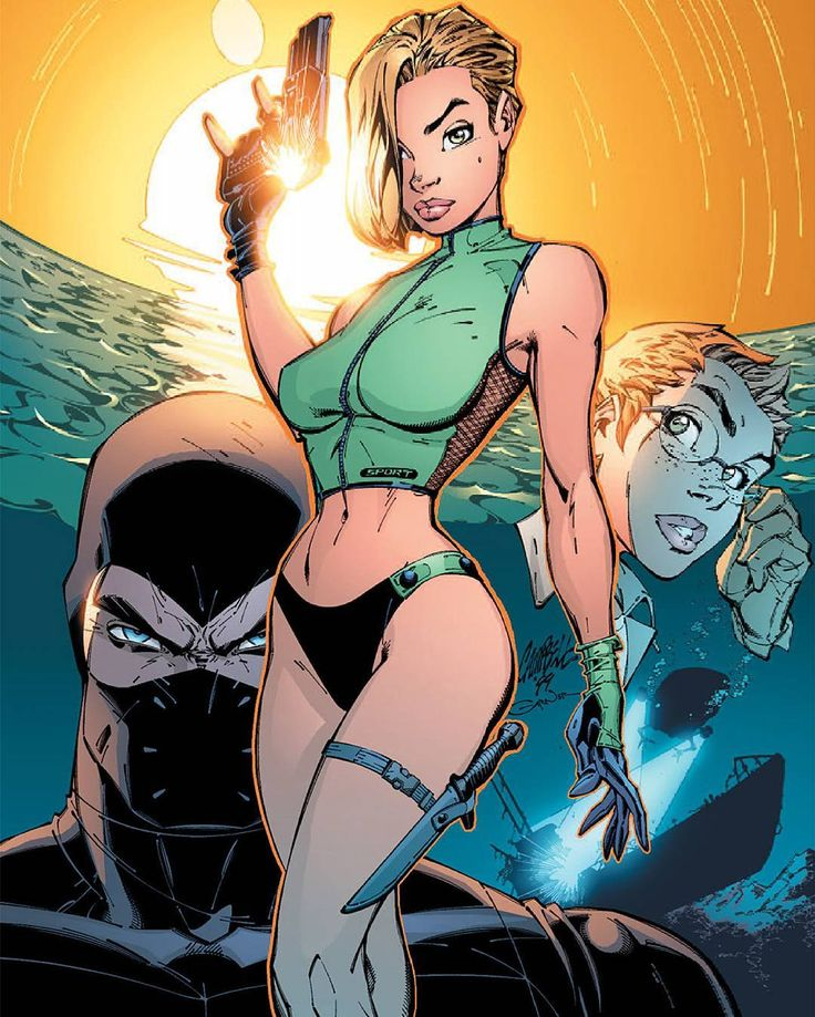 Danger Girl 5 Cover. #SecretAgentZero #SiliconValerie #AbbeyChase #DangerGirl #ComicBooks #Babes #JScottCampbell #JScottCampbellArt #AndyHartnell #SecretAgents #CharliesAngels #DangerousWoman #HotChicks #LadyInTheWater #DangerousCurves #BritishSecretService #Curves #BoldandBeautiful #GirlWithAGun #ImageComics #SecretService #IDWPublishing #IDW #IDWComics #Comics #ImageComics #Cliffhanger #Wildstorm #ComicsDune
