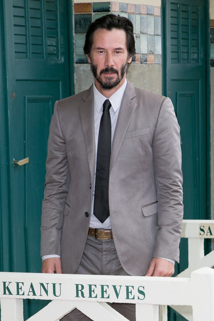Keanu Reeves - 41st Deauville American Film Festival